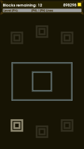 Soon the block bays will show loading progress, rather than being nondescript concentric squares